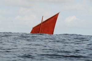 sgoth Jubilee off Sula Sgeir